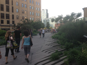 Fig. 2.17: The High Line