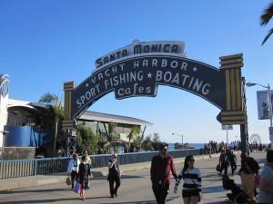 Fig. 3.08: Santa Monica Pier